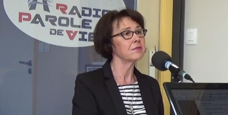 Michèle Jouet Le Pors, en direct sur Radio Parole de Vie