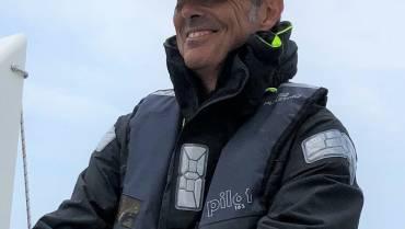 Franck Le Nan, nouveau président d'EVS