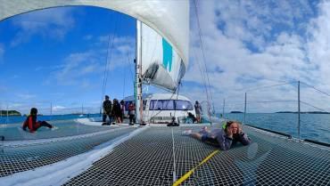 Fin de saison pour Ephata 73 sorties en mer – 1220 marins d'un jour embarqués